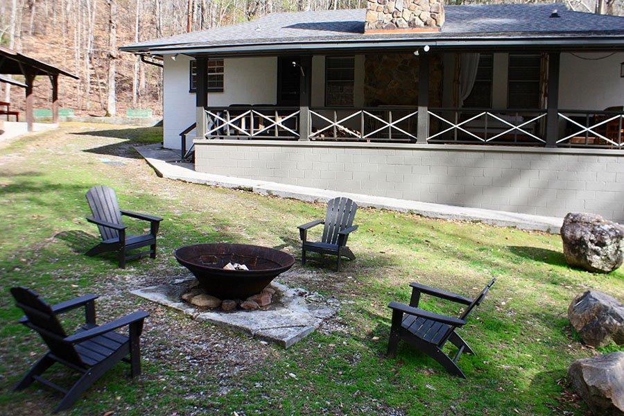 Falling Water Cabin